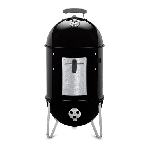 BBQ Weber Série Smokey Mountain Cooker Charbon 14po Noir
