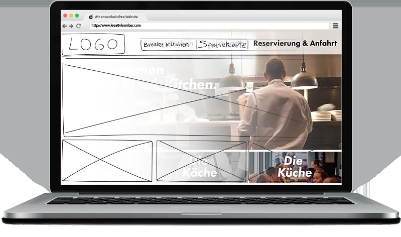 Webdesign Freiburg Online Agentur KreativBomber