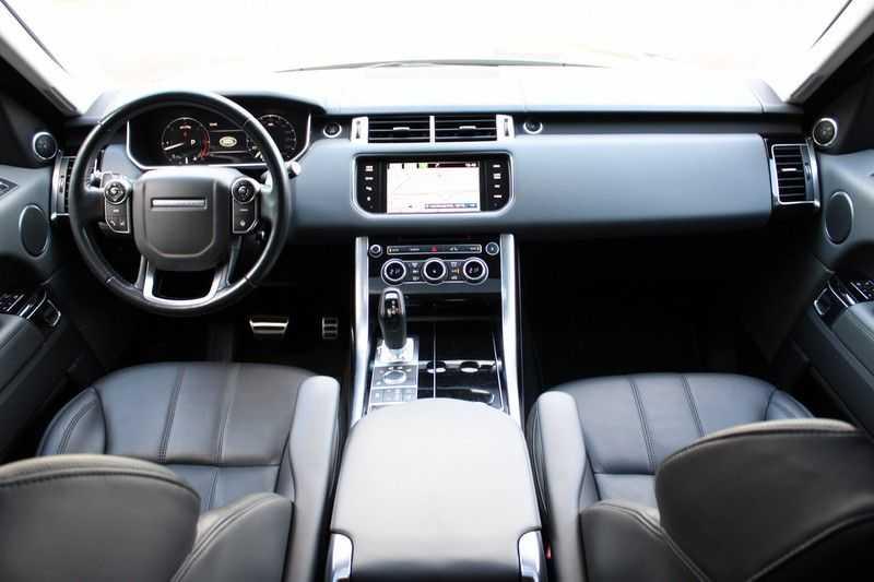 Land Rover Range Rover Sport 3.0 SDV6 Autobiography Aut. afbeelding 8