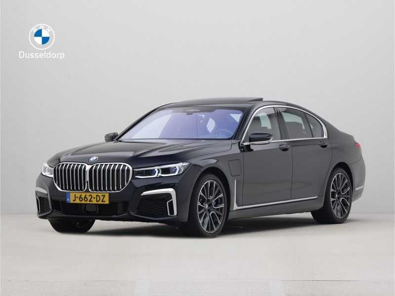 BMW 7 Serie 745e High Executive M-Sport Automaat afbeelding 1