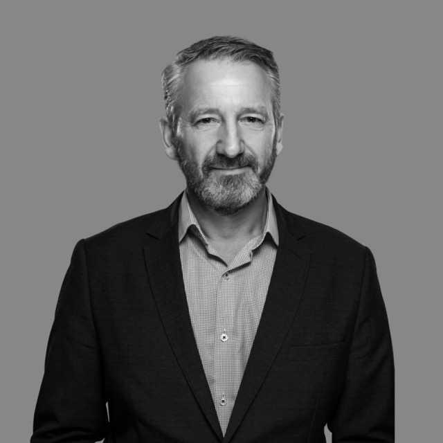 Marlin Hawk London's Client Partner Trevor Moulton