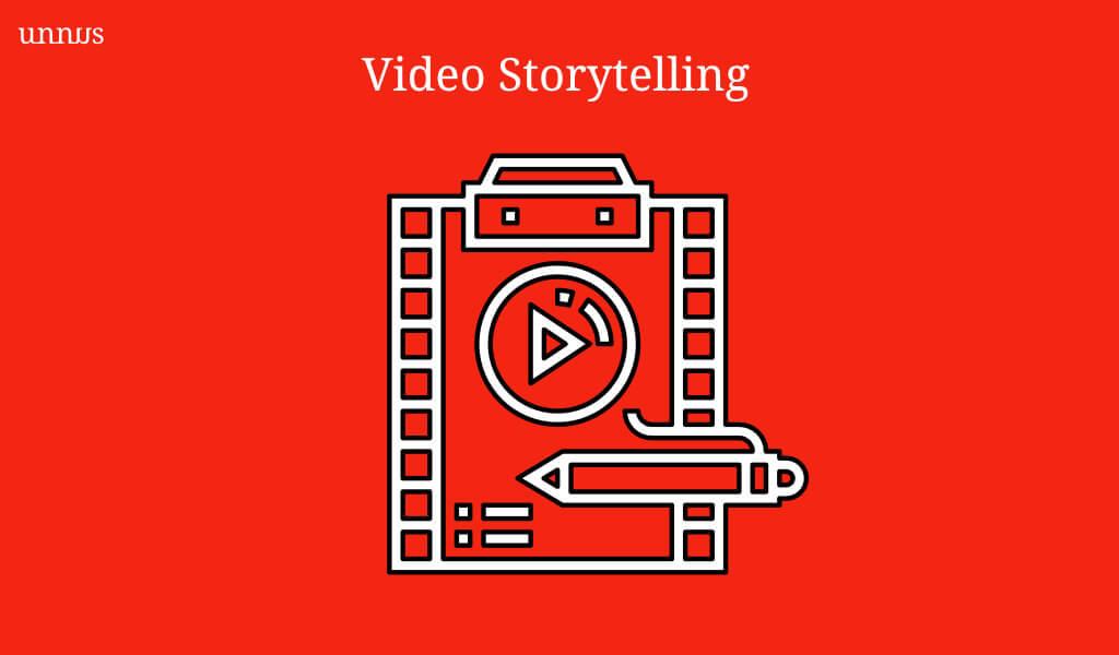 Video storytelling illustration for nursing homes