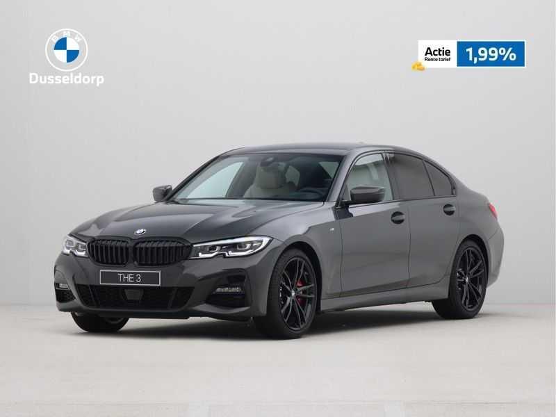 BMW 3 Serie Sedan 320i High Executive M-Sport Automaat
