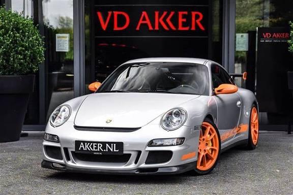 Porsche 911 GT3 RS CARBON SCHAALSTOELEN+ROLKOOI