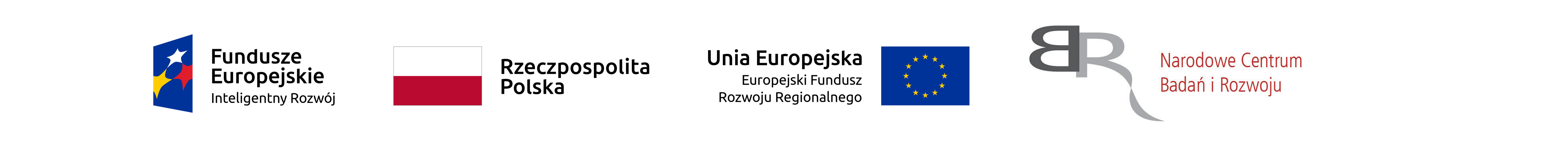 European Funds Smart Growth, Republic of Poland, European Union Regional Development Fund, National Centre for Research and Development