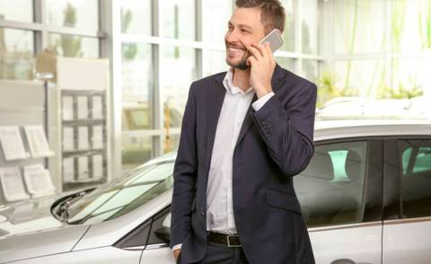 Wie geht man in der Lead-Nachverfolgung mit einer üblichen Frage (Inzahlungnahme Auto) des Kunden um?