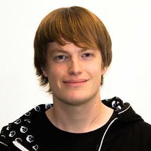 Portrait photo of Sylvain