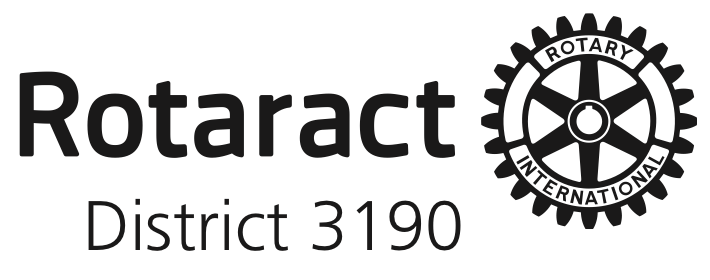 Rotaract 3190 Masterbrand - Black