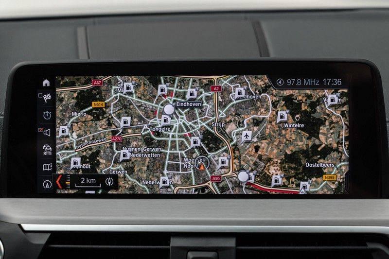 "BMW X3 M40i xDrive 340pk Panoramadak VirtualCockpit ShadowLine Sportleder+Memory Head-Up ACC Harman/Kardon AmbientLight Keyless 20"" 360Camera ParkAssist Pdc afbeelding 23"