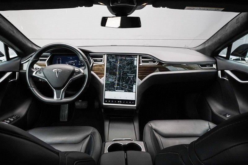 Tesla Model S 75 Autopilot Free Charging Navi Leer Camera afbeelding 2