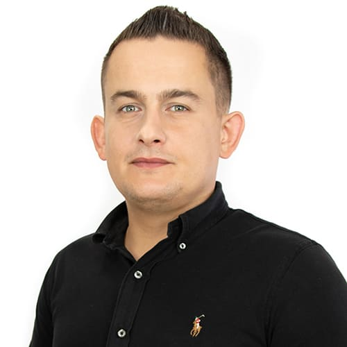 company team Marcin Staruch