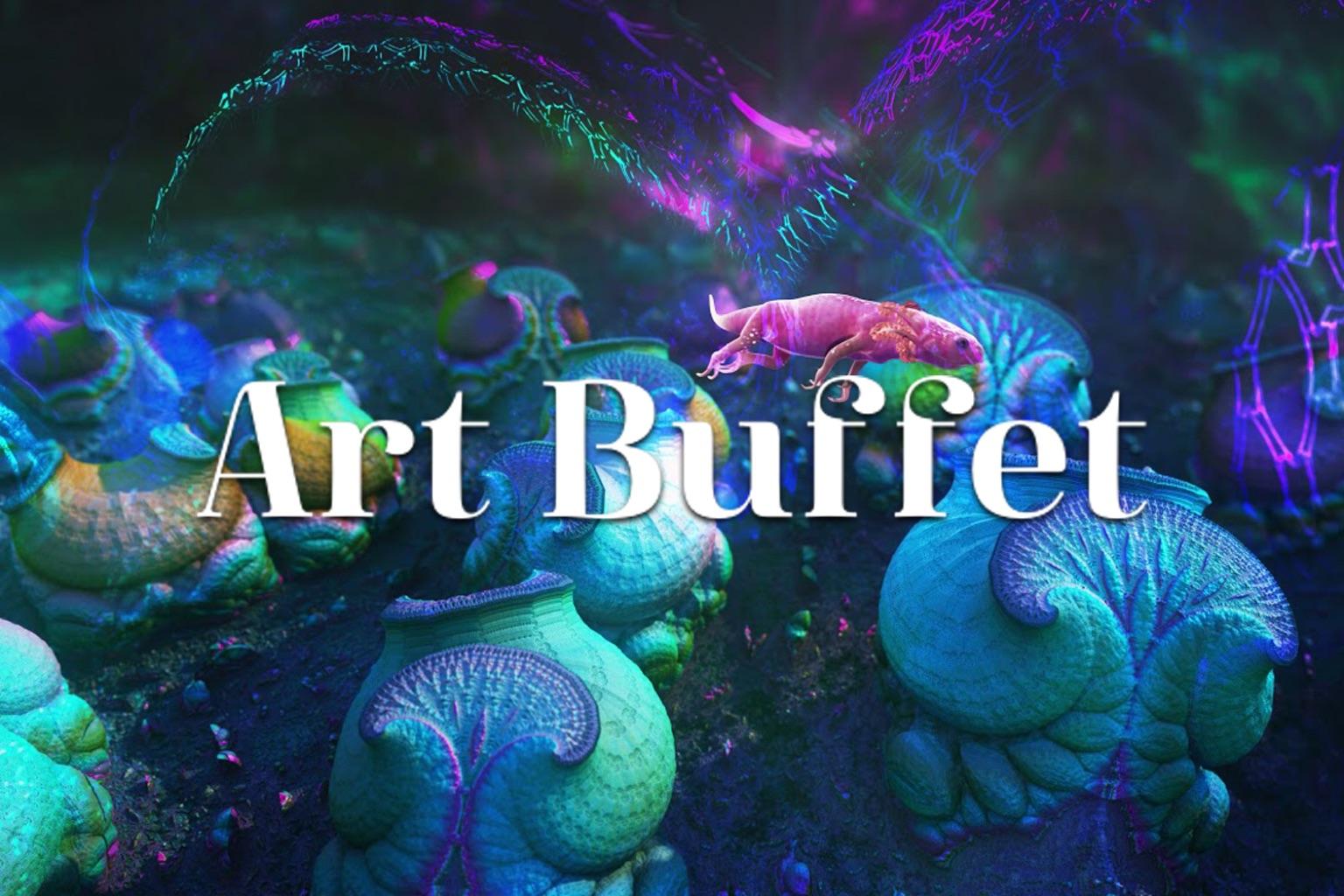 New channel: Art Buffet