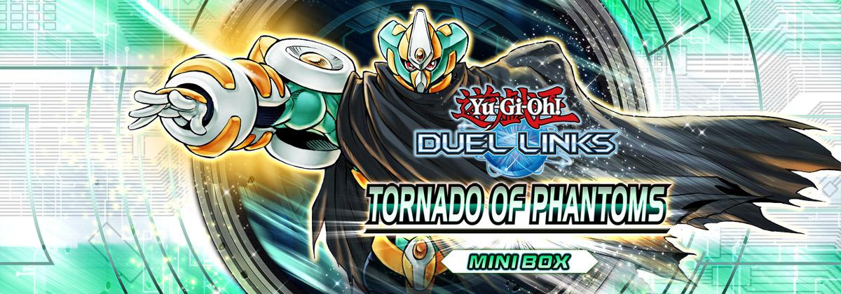 Box Review: Tornado of Phantoms | YuGiOh! Duel Links Meta