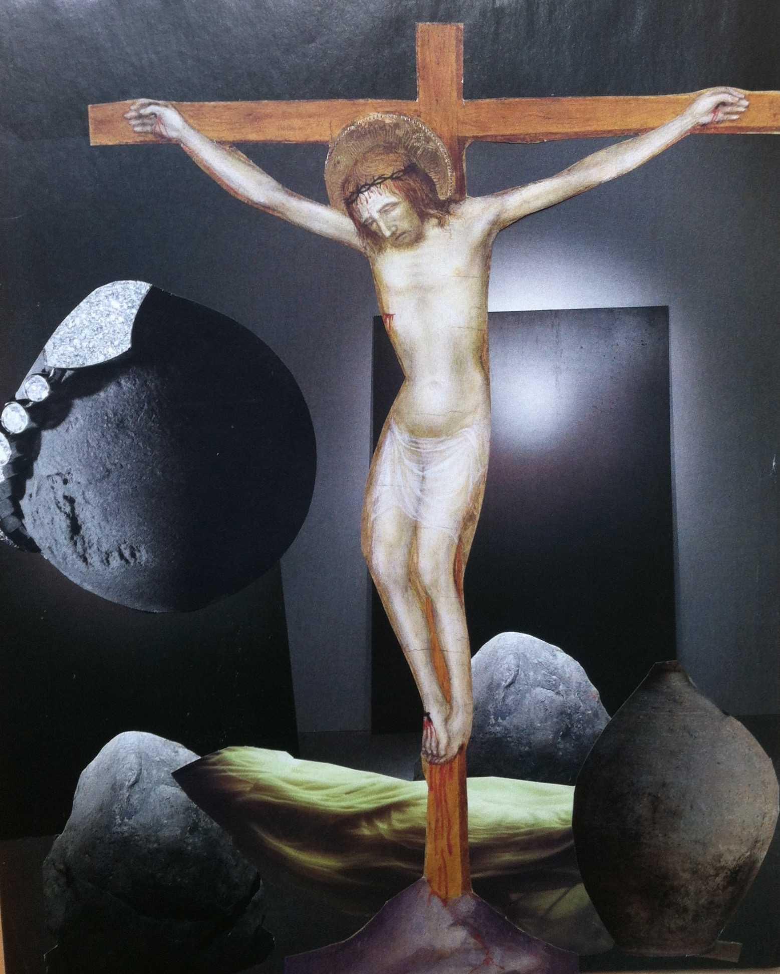 Christ aux cailloux