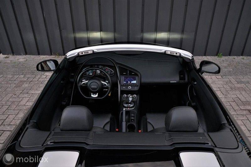 Audi R8 Spyder 5.2 V10 FSI   LED   B&O afbeelding 18