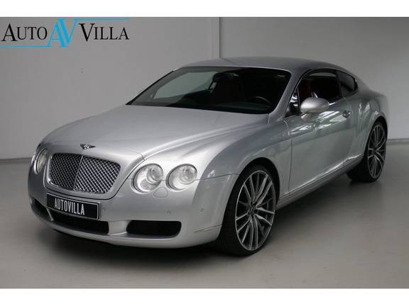 Bentley Continental GT 6.0 W12 Youngtimer