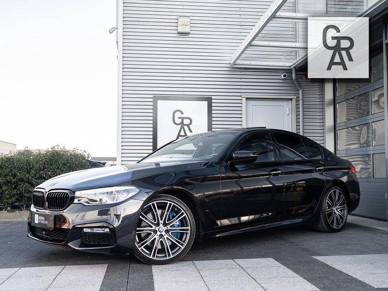 BMW 5 Serie 540i xDrive High Executive afbeelding 2