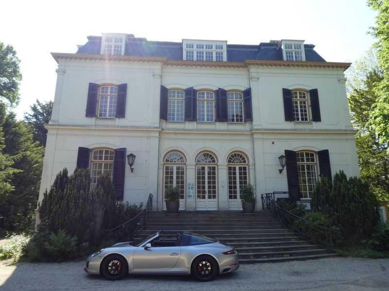 Porsche 911 3.0 Targa 4 GTS afbeelding 3