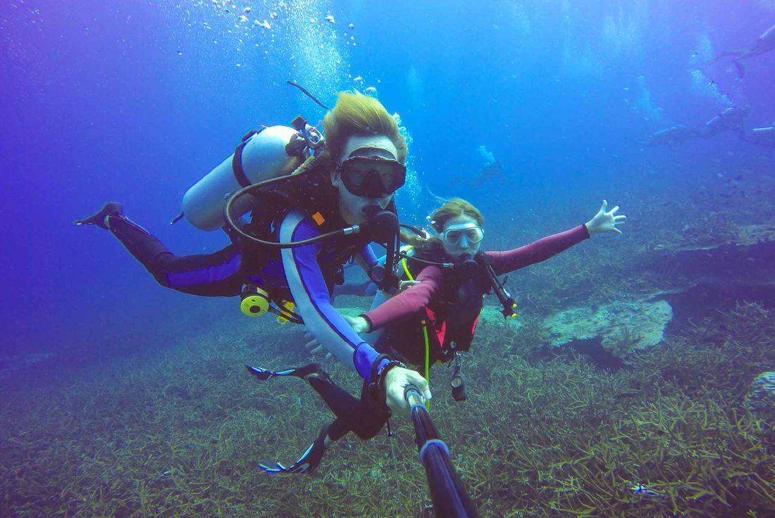 Scuba Diving in Montenegro