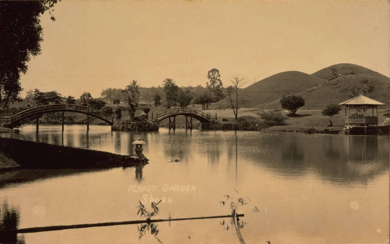 Alkaff Lake Gardens, 1920s