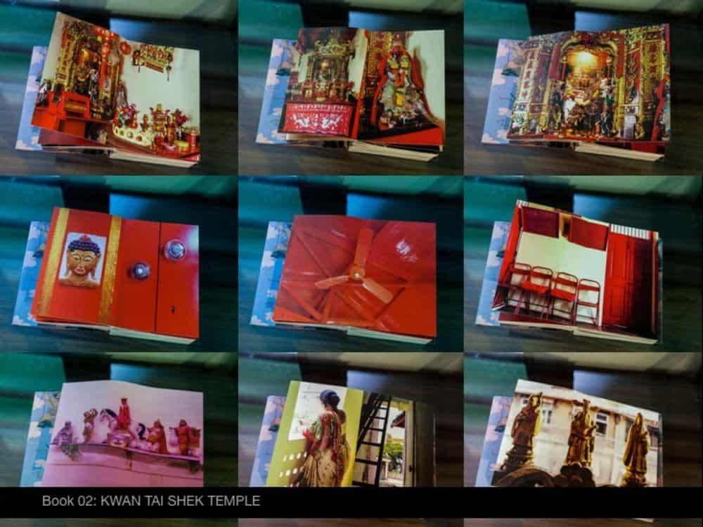 Artist Book #3: Kwan Tai Shek, SITE : STAGE : STRUCTURE, 2014