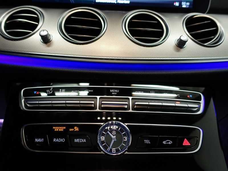 Mercedes-Benz E-Klasse Estate 43 AMG 4MATIC Prestige 402pk Aut- Pano, Keramisch, Widescreen, Full! afbeelding 16