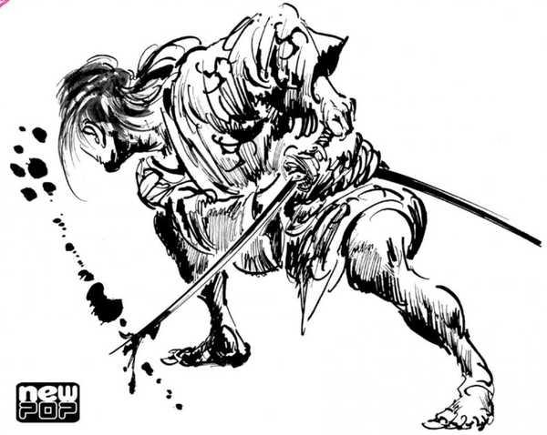 A Besta de Hideki Mori