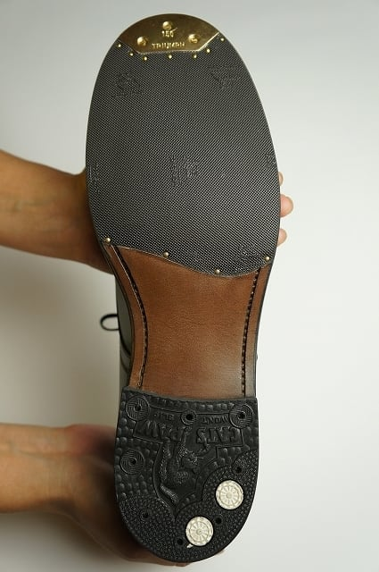 Cap-toe Clinch