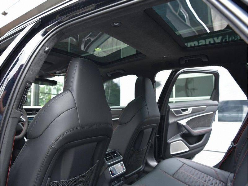 Audi RS6 4.0TFSI 600pk Quattro Keramiek Carbon B&O High-End Softcl Nachtz TV Laser Standk VOL!! afbeelding 21