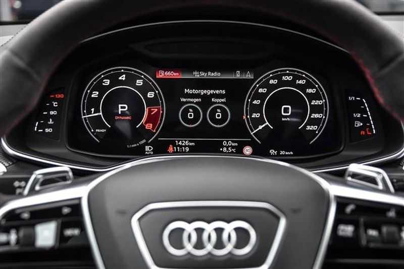 Audi RS6 DYNAMIC PLUS+DESIGNPAKKET+SP.ONDERSTEL NP.238K afbeelding 18