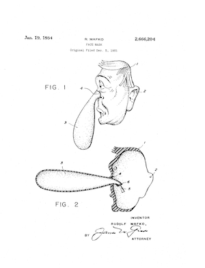Bayshore Industries Face Mask Patent #2666204.pdf preview