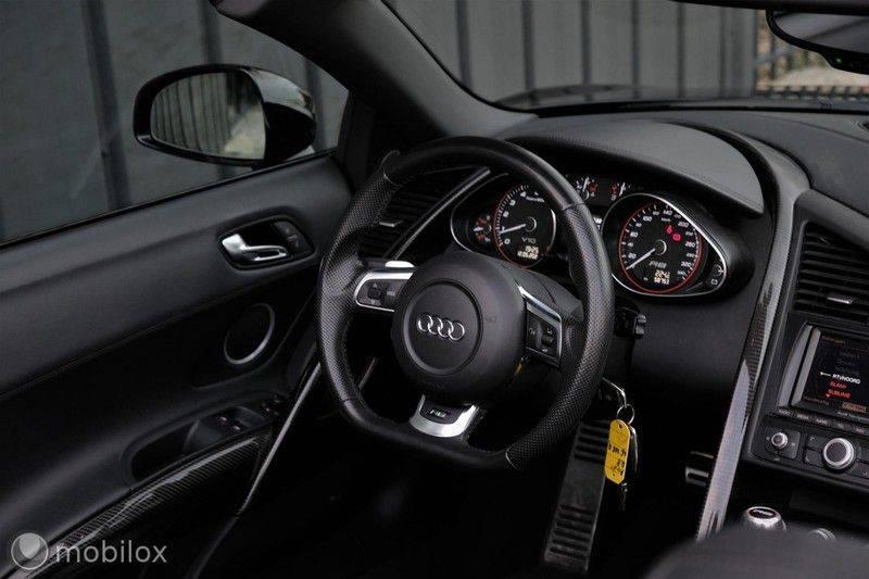Audi R8 Spyder 5.2 V10 FSI   LED   B&O afbeelding 16