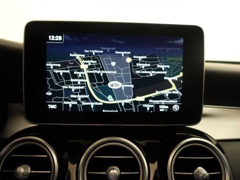 Mercedes-Benz GLC 250 4MATIC 211PK AMG Edition, Panoramdak, Leer, 48dkm ! afbeelding 11
