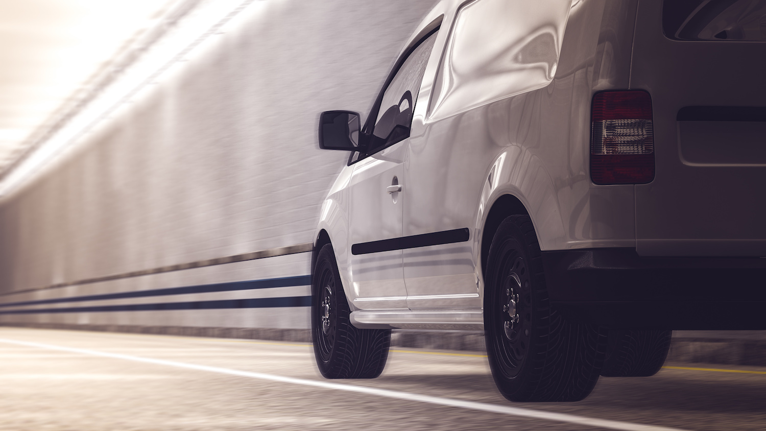 Van transportation fleet