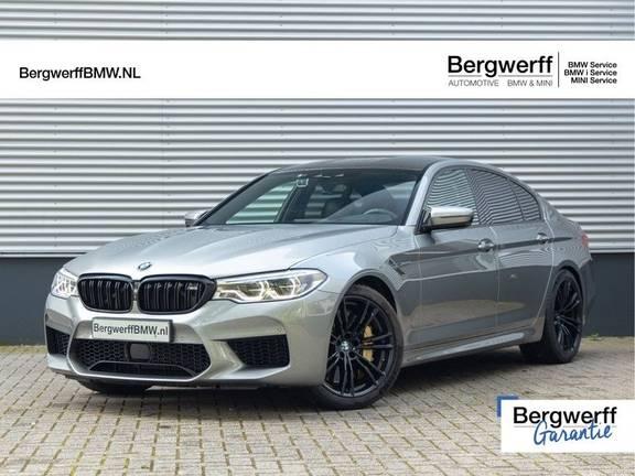 BMW 5 Serie M5 - Volleder - Carbon Brakes - Full-Option