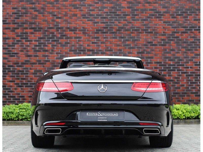 Mercedes-Benz S-Klasse Cabrio 500 *Designo*AMG*Airscarf*Full option* afbeelding 8