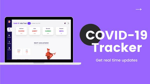 Covid-19 India Tracker