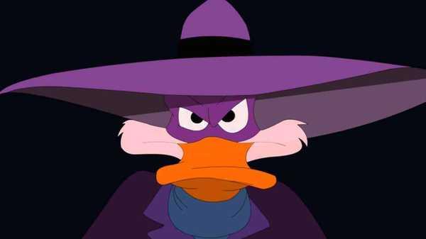 Imagem do personagem da Disney, DarkWing