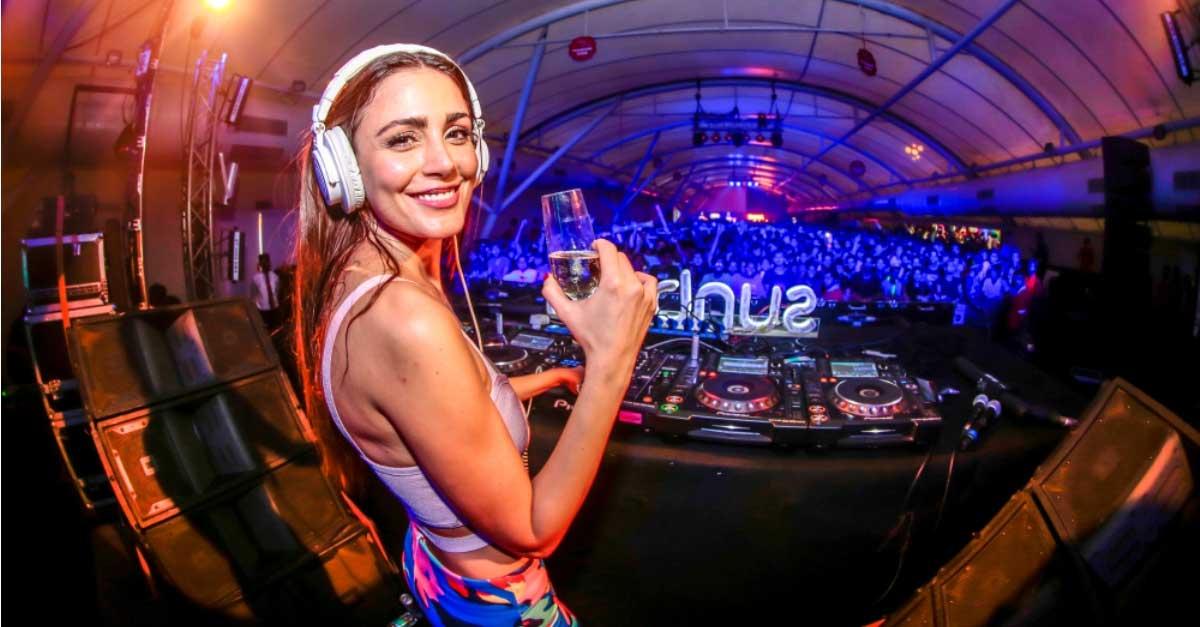 DJ Miss Tara Jago Ratunya Live Music Dance Electronic