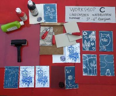 foto workshop C lino overzicht