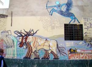 Here Today: Soraya Morayef & Egyptian Street Art