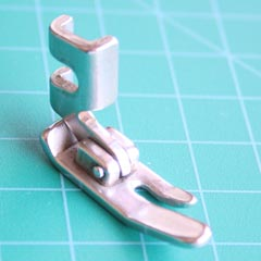 Hinged Presser Foot