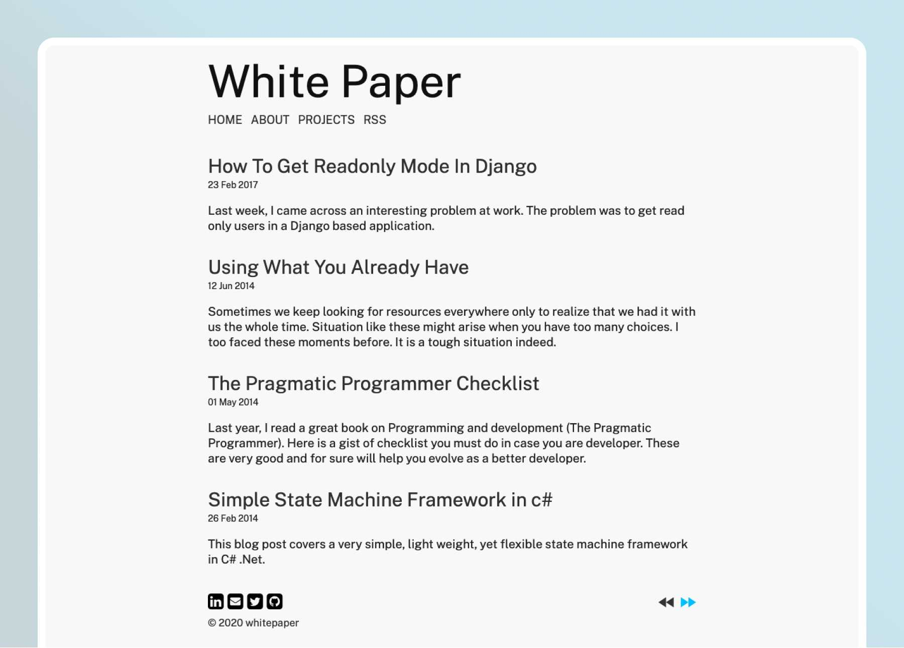 White Paper- cover