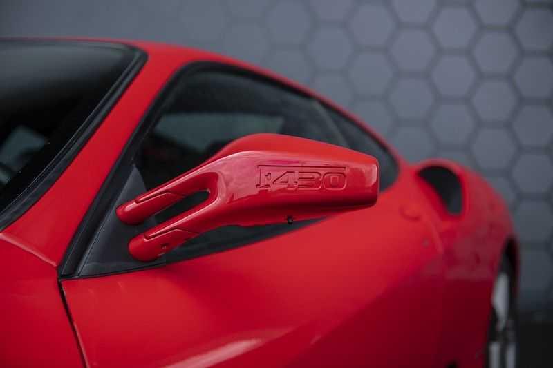Ferrari F430 F1 Coupe Rosso Corsa + Excellent Condition afbeelding 10