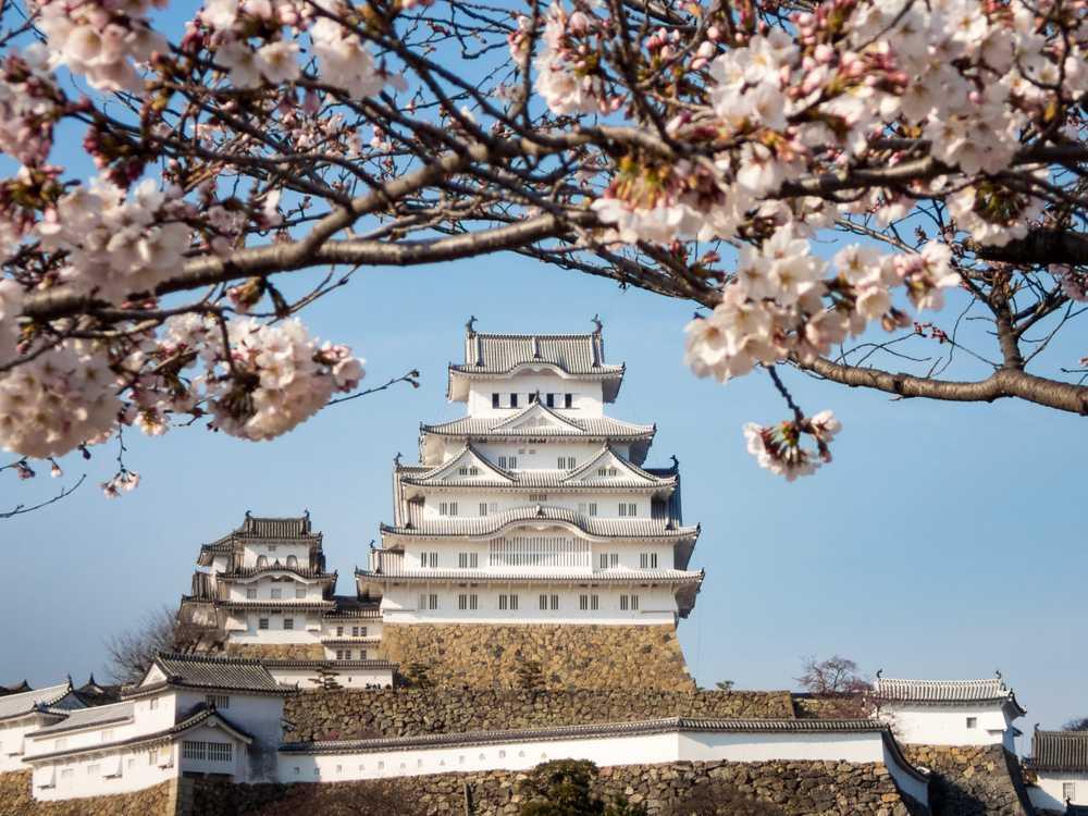 Himeji Castle (姫路城)