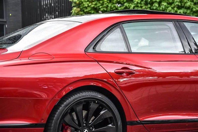Bentley Flying Spur V8 MULLINER+CARBON+NAIM+4WSTURING+BLACKLIN afbeelding 20