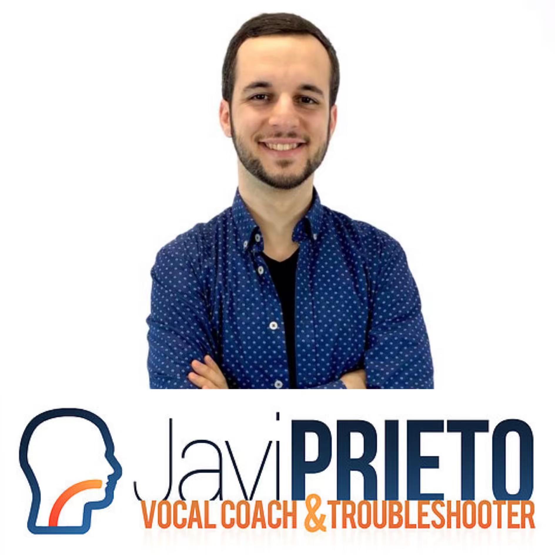 Imagen de Entrevista Javi Prieto Vocal Coach