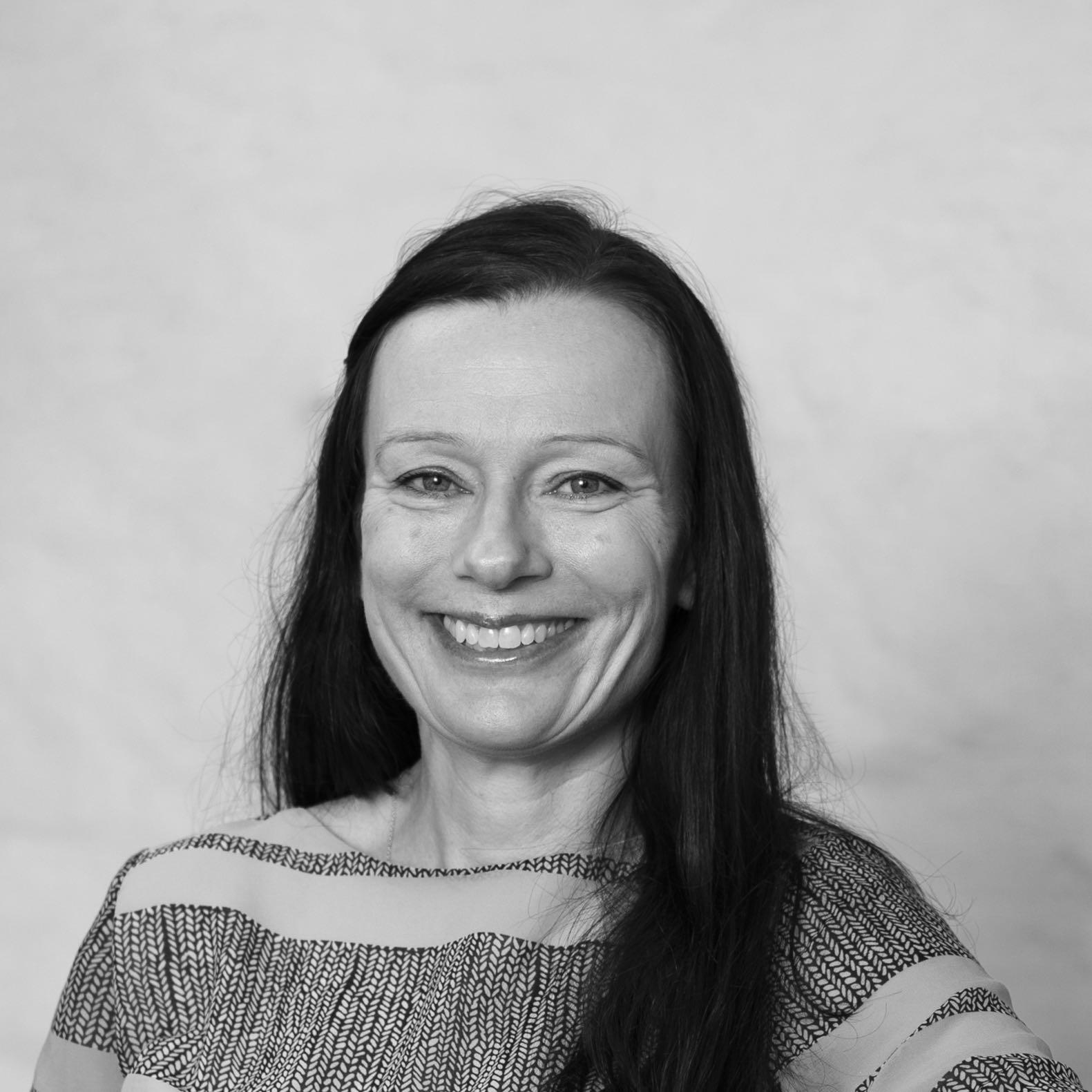Portrait of Anita Hallenstvedt