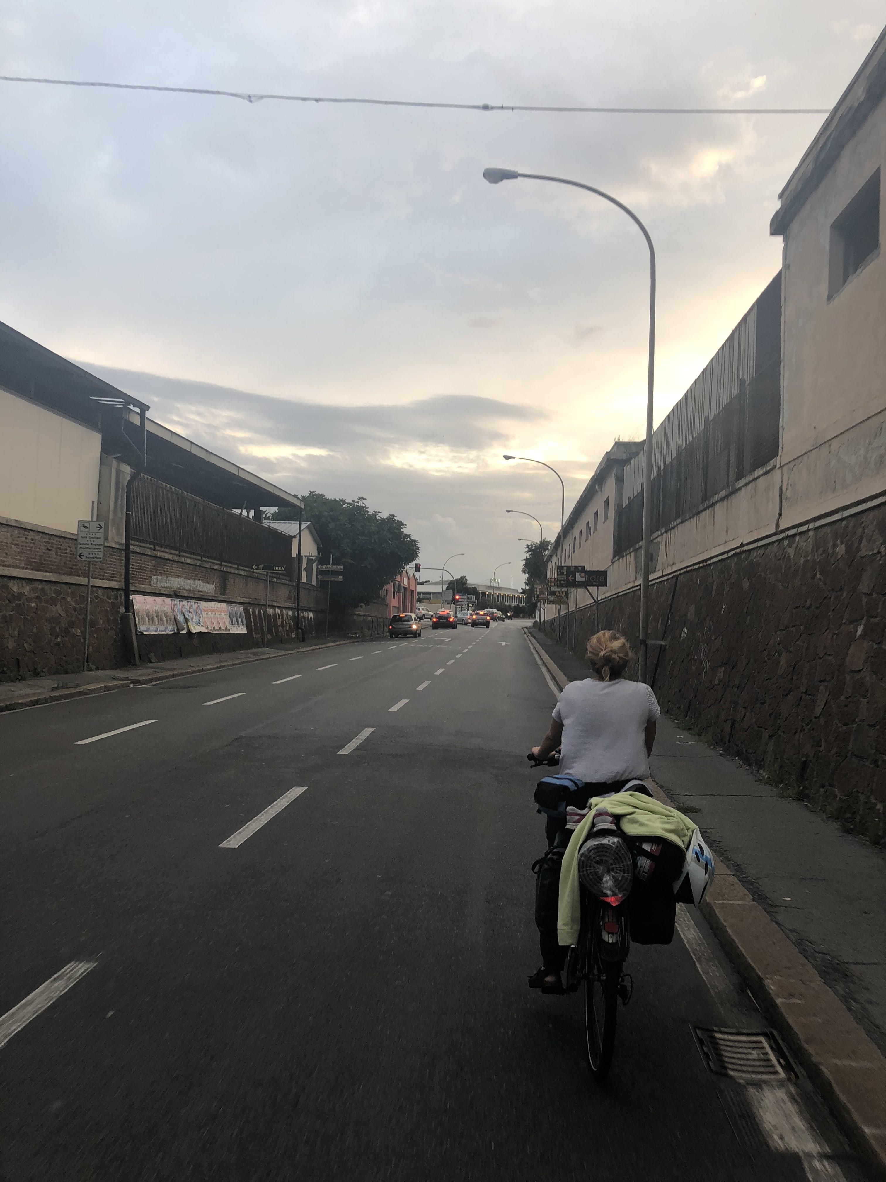Vožnja kroz Genovu