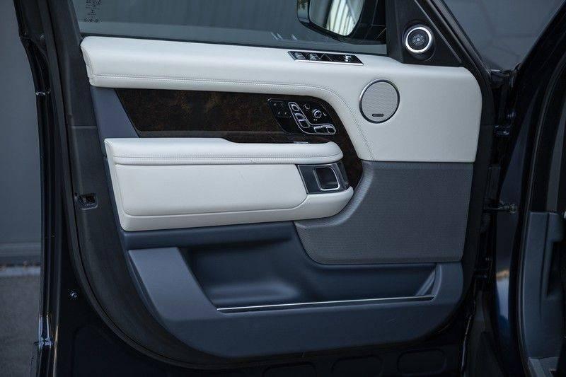 Land Rover Range Rover 5.0 V8 SC Autobiography Portofino Blue + Verwarmde, Gekoelde voorstoelen met Massage Functie + Adaptive Cruise Control + Head Up afbeelding 25